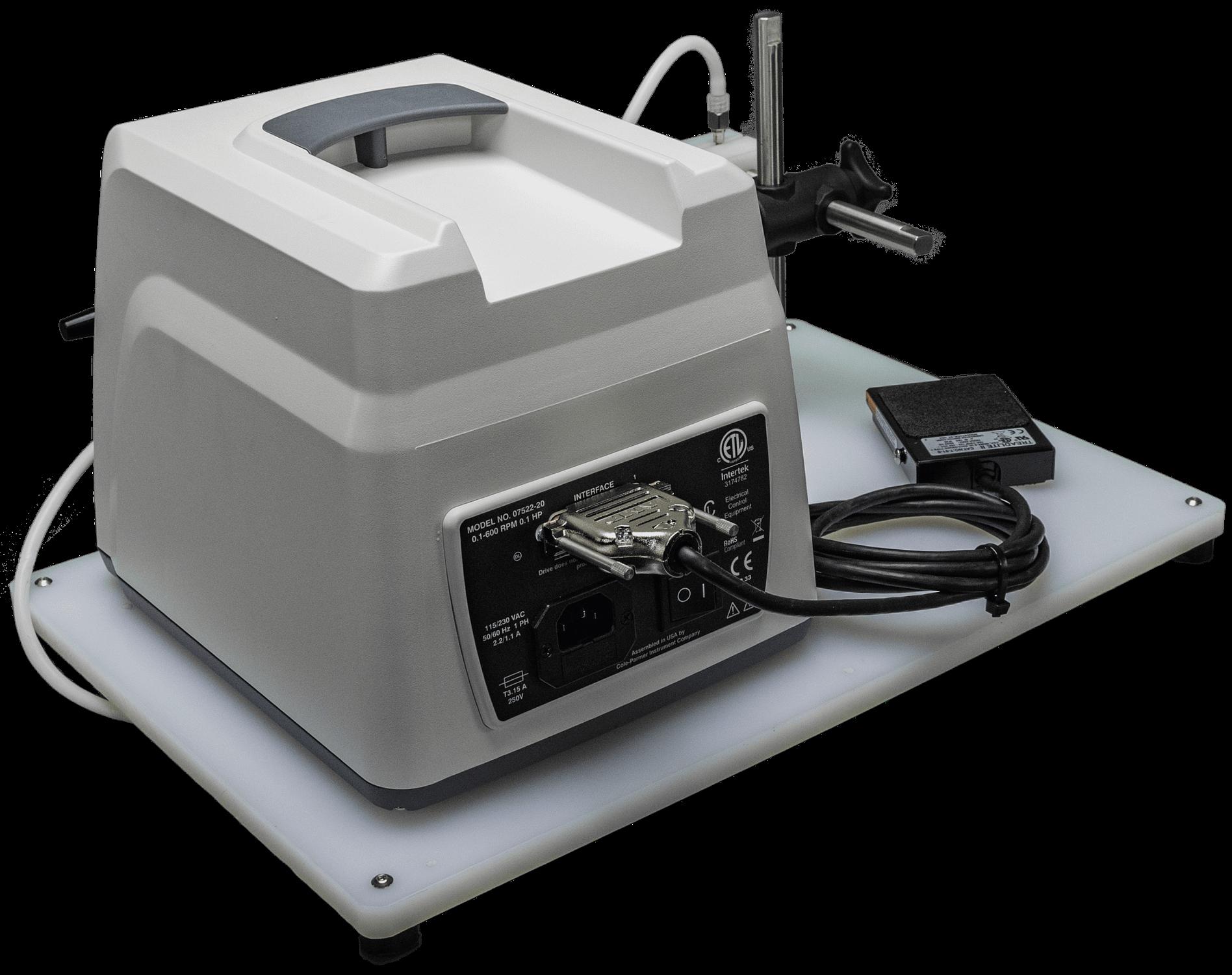 Fluid Solutions Series 1 Peristaltic Filler™