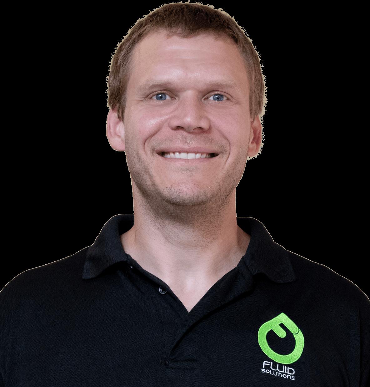 Erik Buzalski Fluid Solutions Engineer